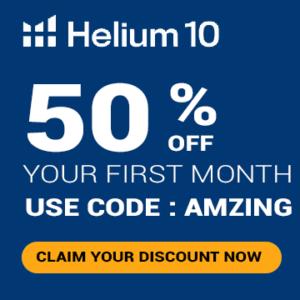 Helium 10 Coupon